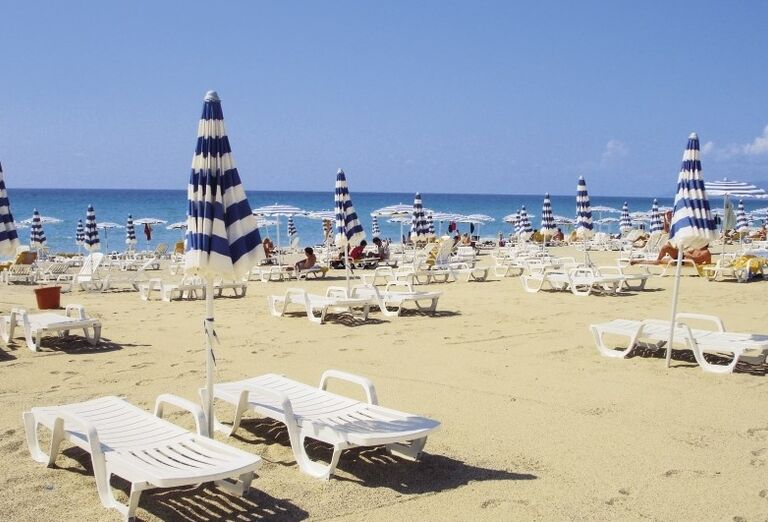 Plaz pri Garden Resort Calabria, Kalabria