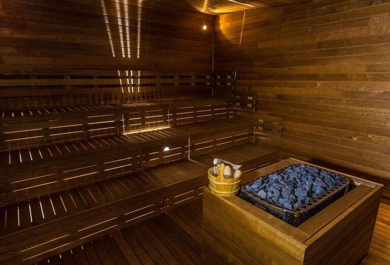 Hotel Bešeňová - sauna
