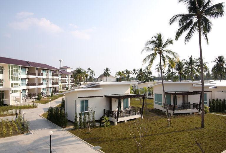 Kantary Beach Hotel Villas & Suites Khao Lak -Areál hotela