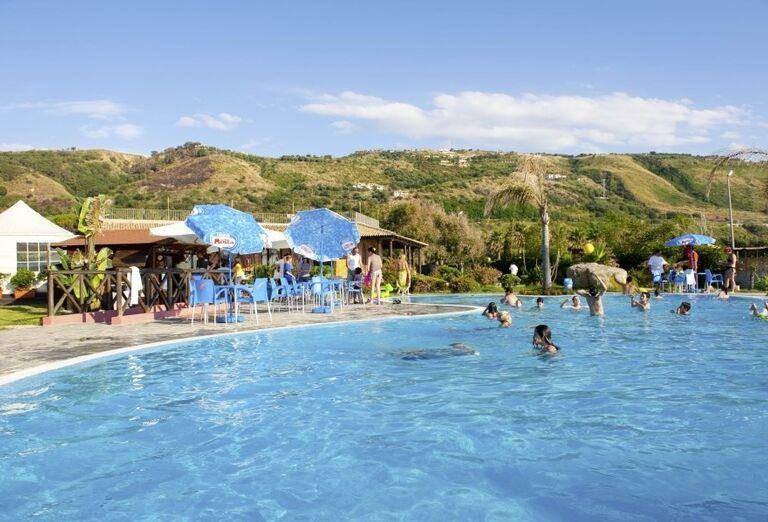 Bazén hotela BV Borgo del Principe