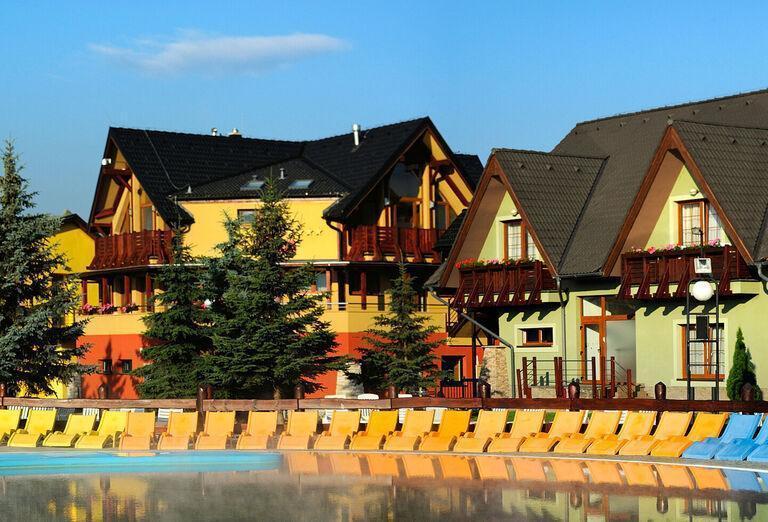 Hotel Bešeňová - ubytovanie