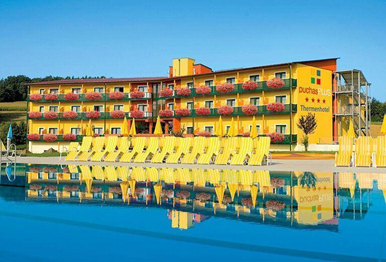 Ostatné Thermenhotel PuchasPlus Stegersbach