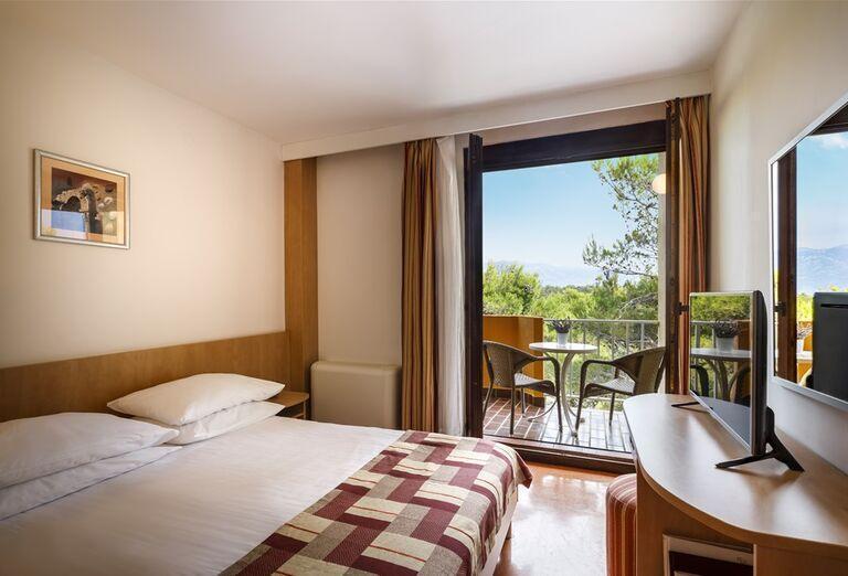 Izba s terasou v hoteli Veli Mel