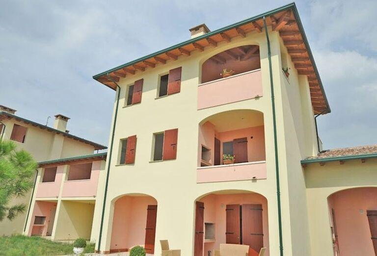 Časť rezidencie Airone Bianco