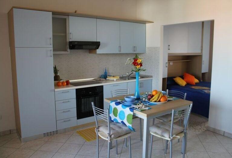 Ubytovanie v rezidencii Airone Bianco
