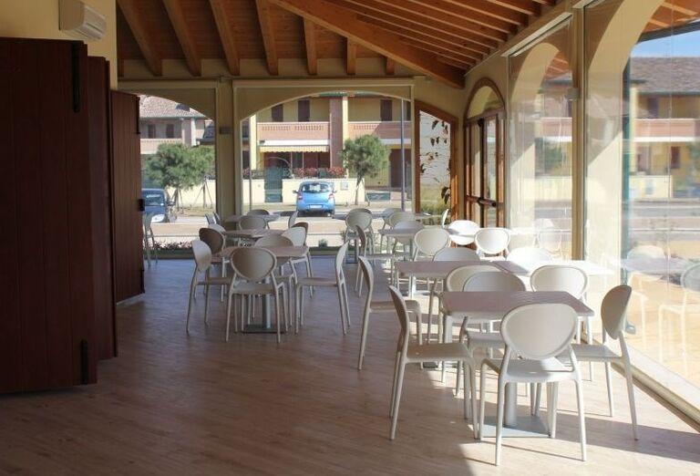 Posedenie v rezidencii Airone Bianco