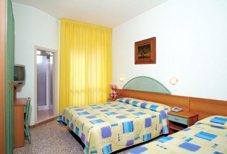 Ubytovanie v hoteli Ricchi