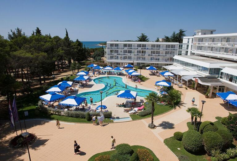 Ostatné Aminess Laguna hotel ***+