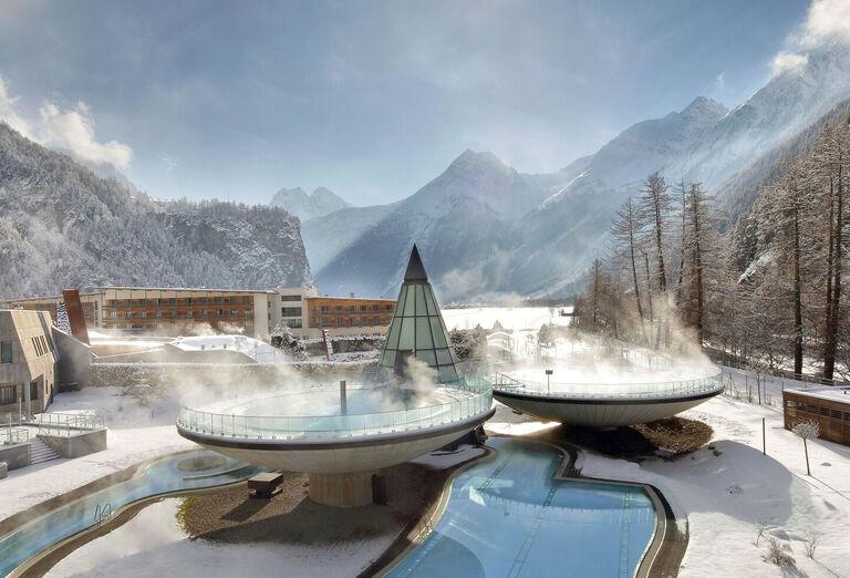 Ostatné Hotel Aqua Dome ****s