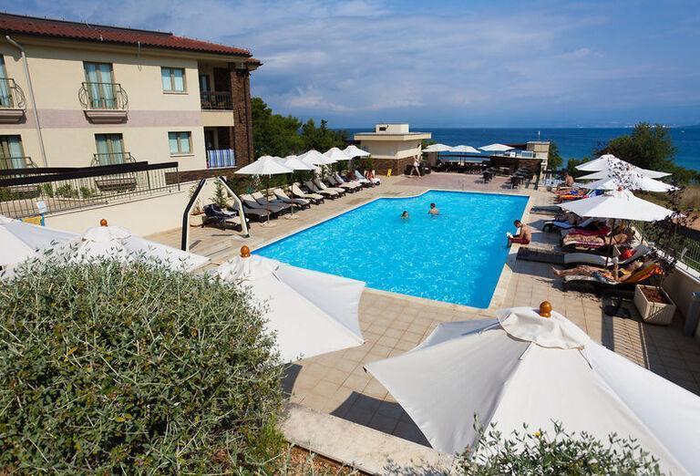 Hotel Blue Waves Resort **** P