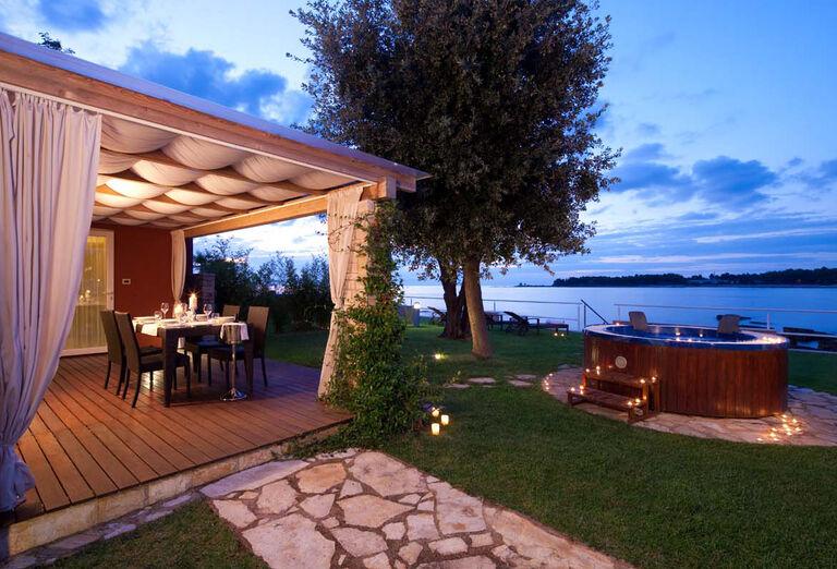 Ostatné Apartmány Melia Istrian Villas for Plava Laguna ****+