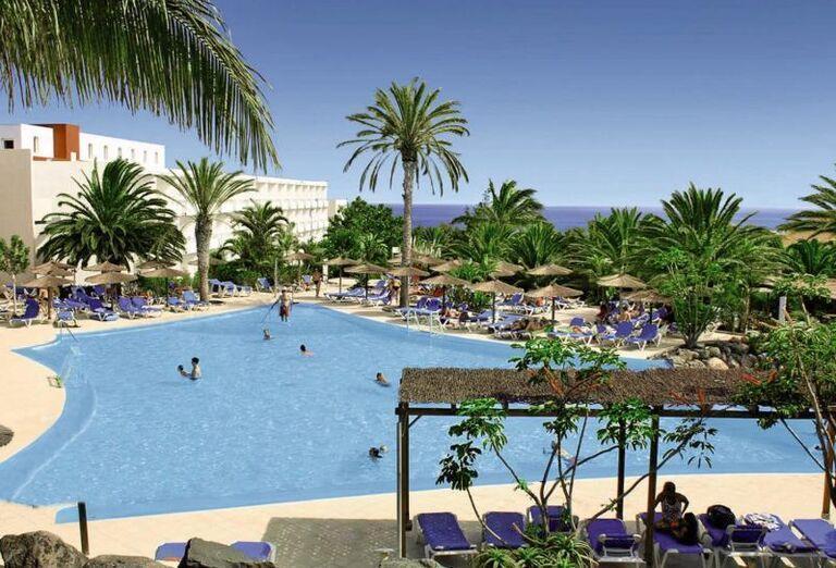 allsun Hotel Esquinzo Beach -hotelový bazén