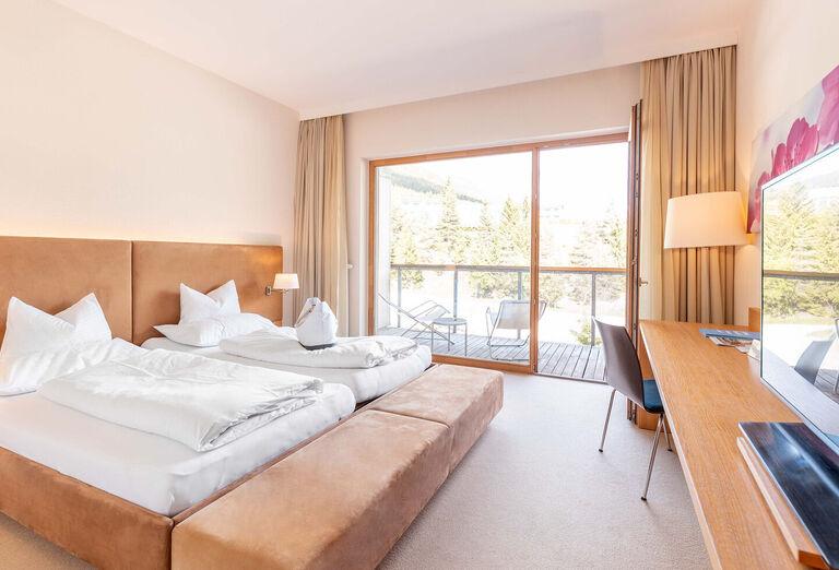 Thermenhotel Bleibergerhof, Rakúsko