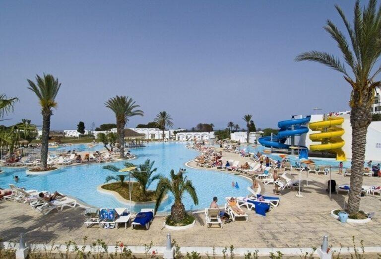 areal, bazen, Thalassa Sousse
