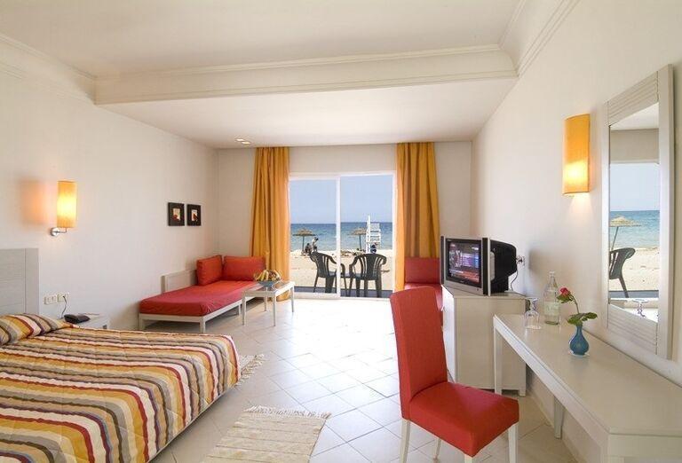 izba, bungalov, Thalassa Sousse