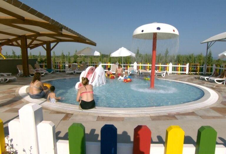 Detský bazén v hoteli Adalya Elite Lara