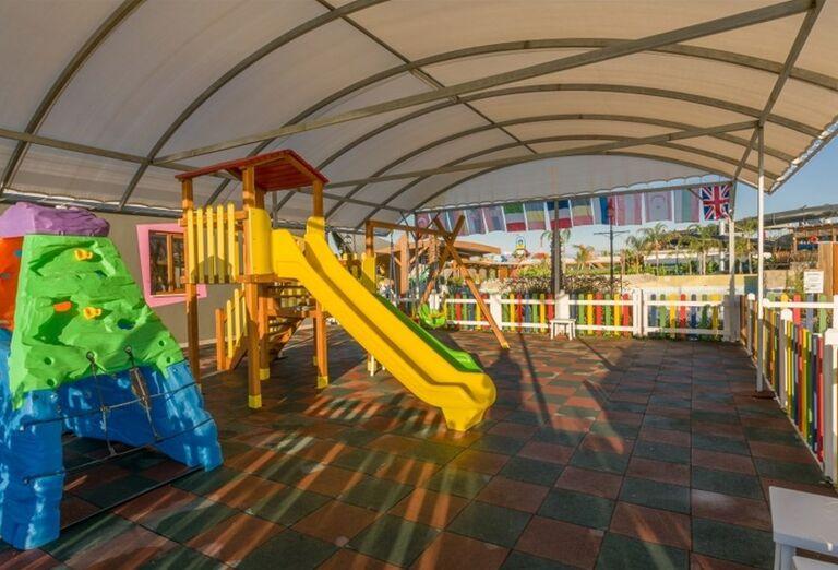 Detské ihrisko v hoteli Adalya Elite Lara