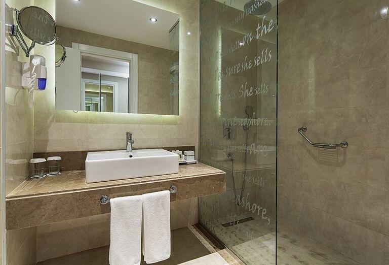 Kúpelňa, hotel Seashell Resort & Spa