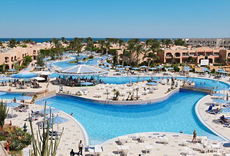 Ali Baba Palace - hotelový bazén