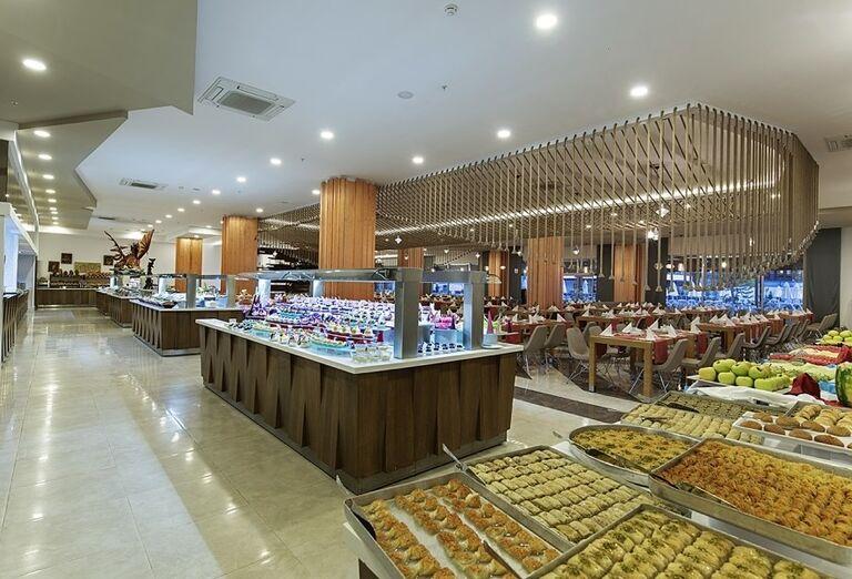 Ultra all inclusive, hotel Seashell Resort & Spa