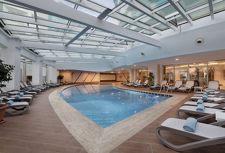Wellnwss centrum, hotel Seashell Resort & Spa
