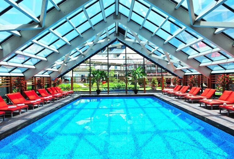 Hotel Susesi Luxury Resort, Belek, vnútorný bazén