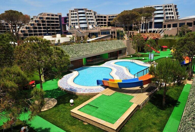 Hotel Susesi Luxury Resort, Belek, detský bazén