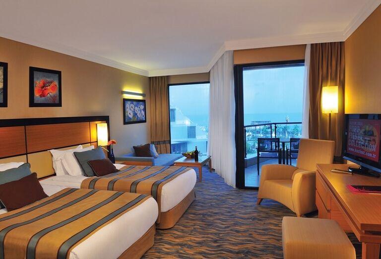 Hotel Susesi Luxury Resort, Belek, izba
