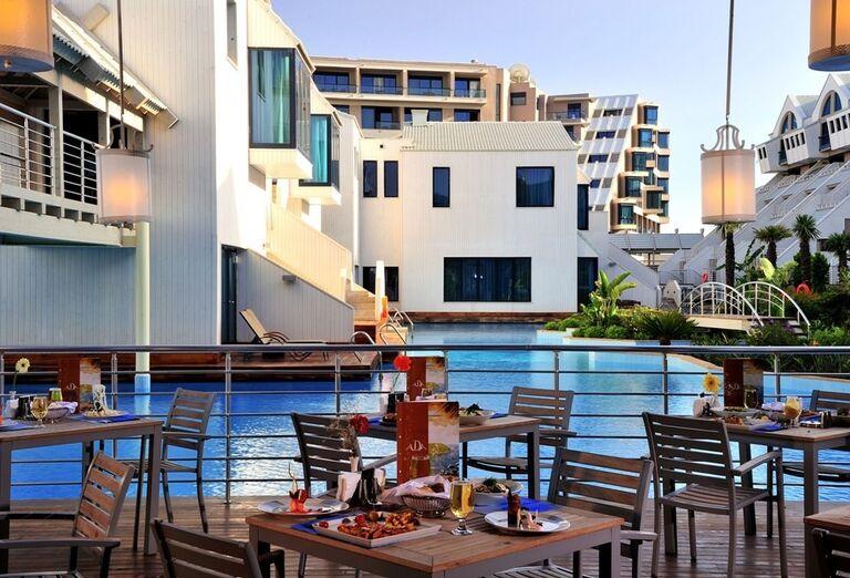 Hotel Susesi Luxury Resort, Belek, reštaurácia