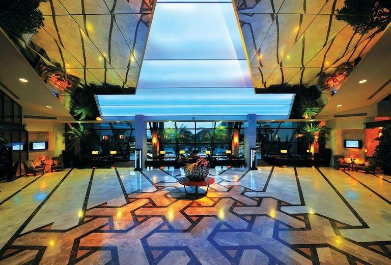 Hotel Susesi Luxury Resort, Belek, lobby