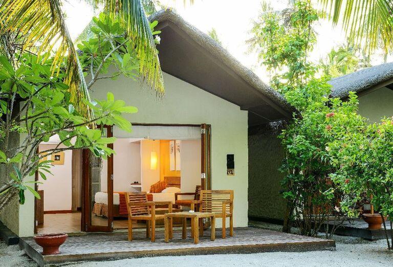 Hotelový Resort Adaaran Select Hudhuranfushi - Ubytovanie