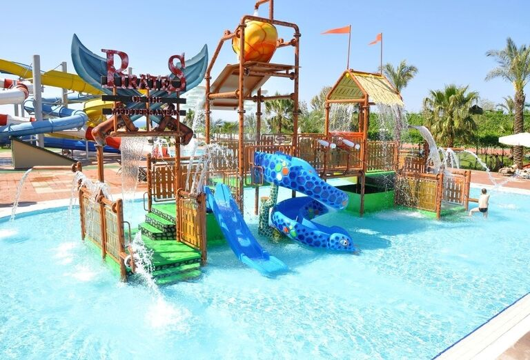 Hotel Sentido Turan Prince, Side, detský bazén