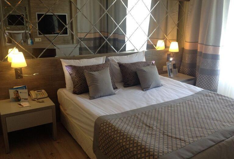 Hotel Sentido Turan Prince, Side, izba