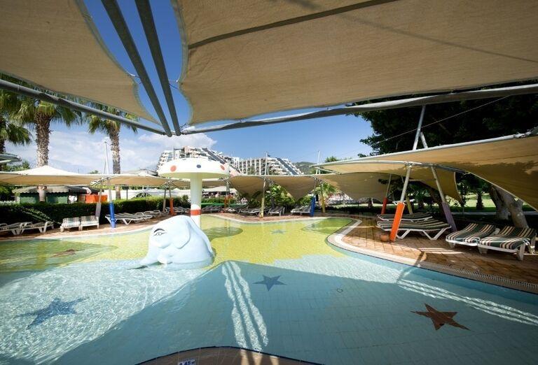 Detský bazén v hoteli Limak Limra