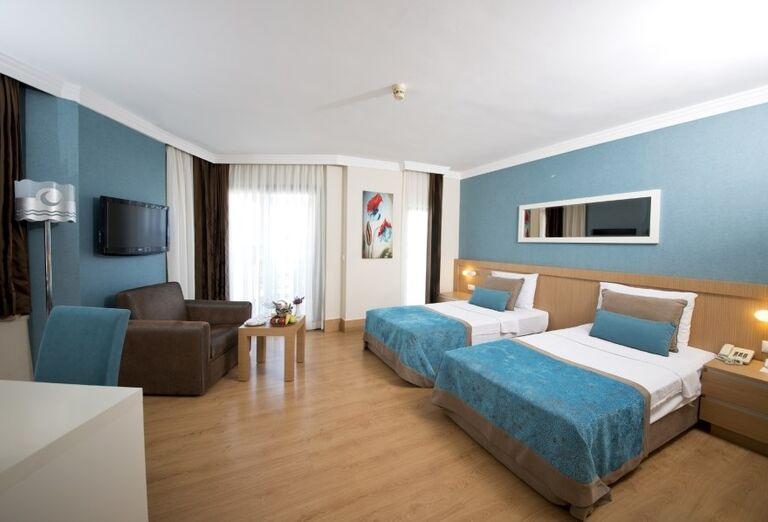 Priestranná izba v hoteli Limak Limra