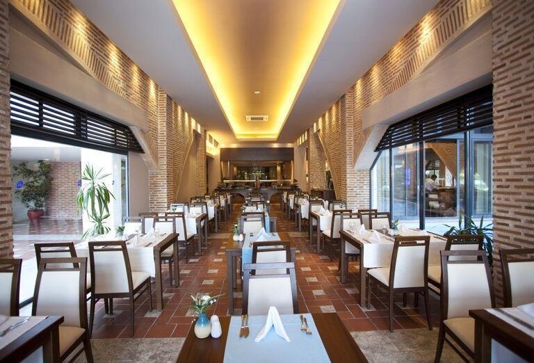 Reštaurácia v hoteli Limak Limra