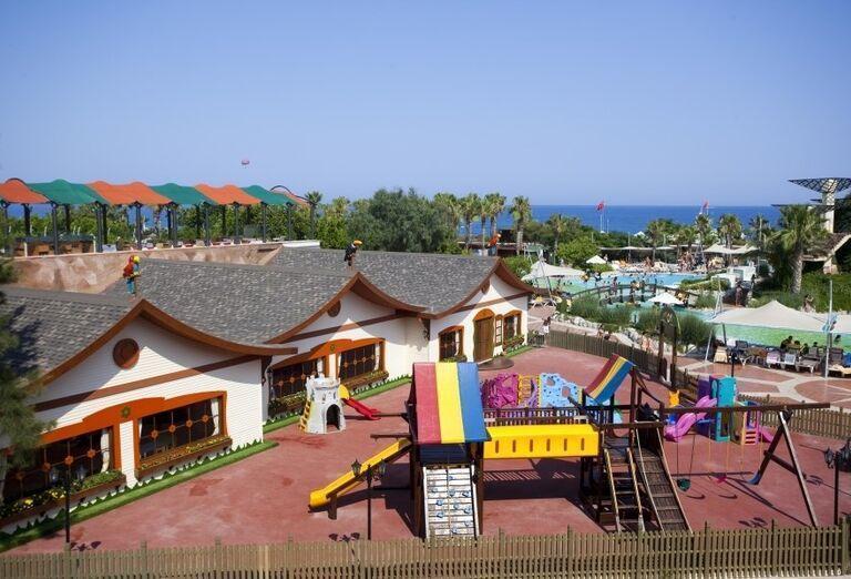 Detské ihrisko v hoteli Limak Limra