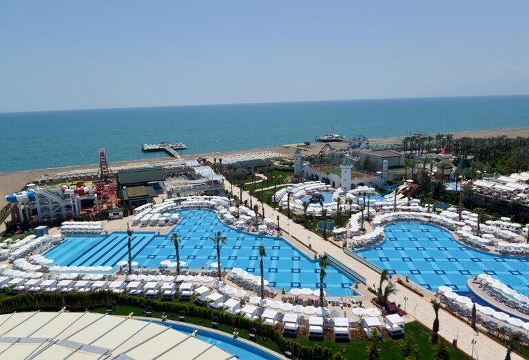 Hotel Delphin Imperial, Lara, bazén