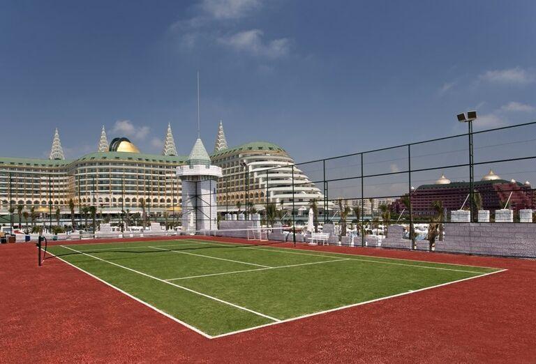 Hotel Delphin Imperial, Lara, tenisové kurty