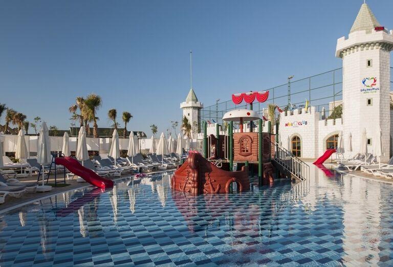 Hotel Delphin Imperial, Lara, detský bazén