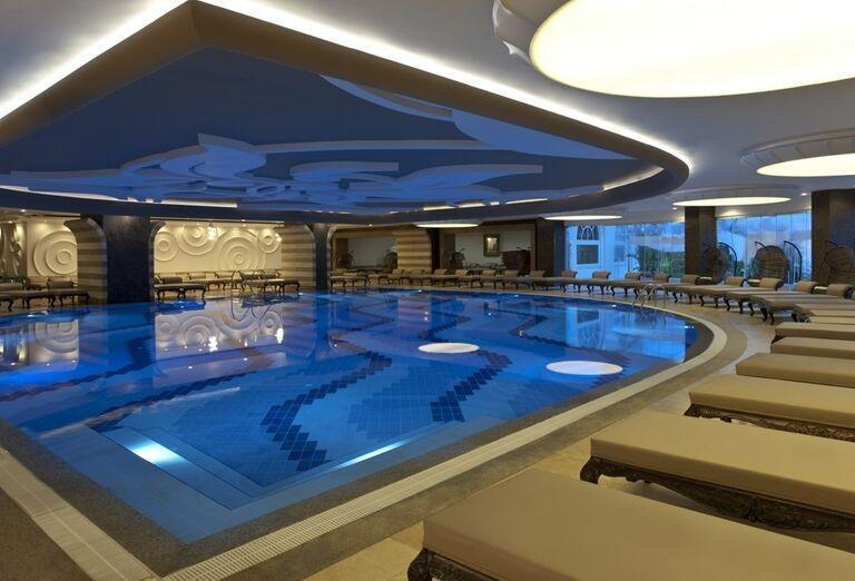 Hotel Delphin Imperial, Lara, vnútorný bazén