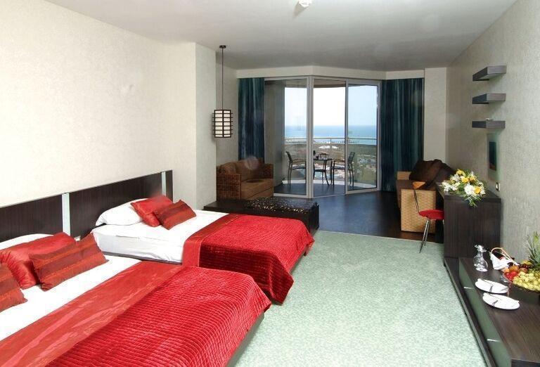 Hotel Limak Lara, Lara, štandardná izba
