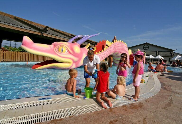 Hotel Limak Lara, Lara, detský bazén