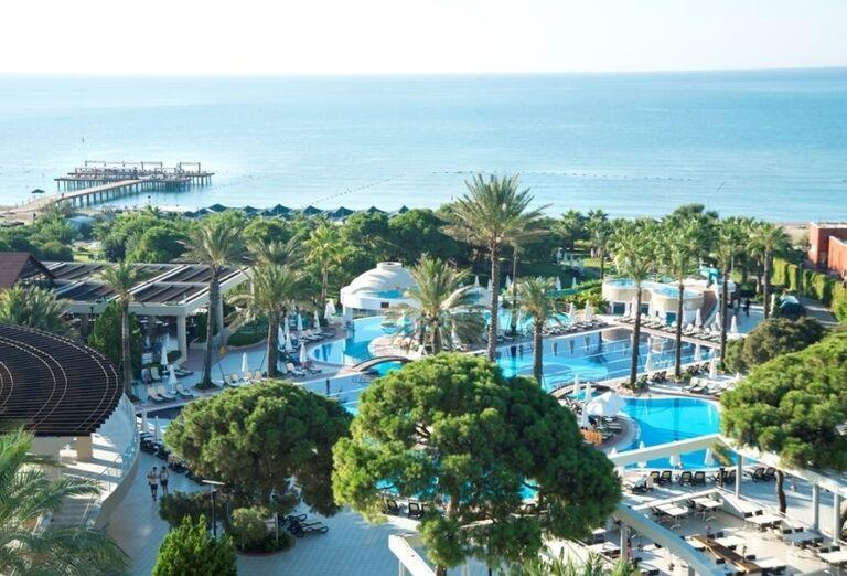 Hotel Limak Atlantis, Belek, areál