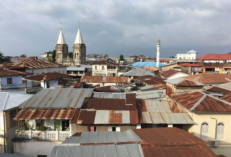 Zanzibar - poznávanie afrického raja- mesto