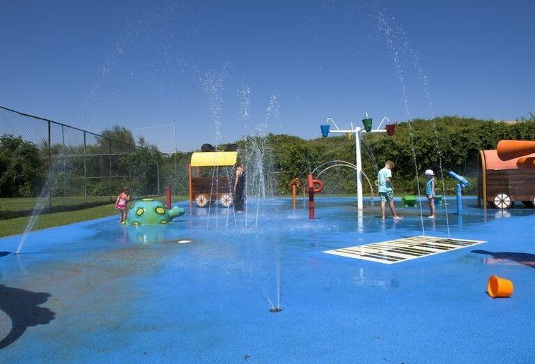Vodné atrakcie pre deti v hoteli Side Star Resort