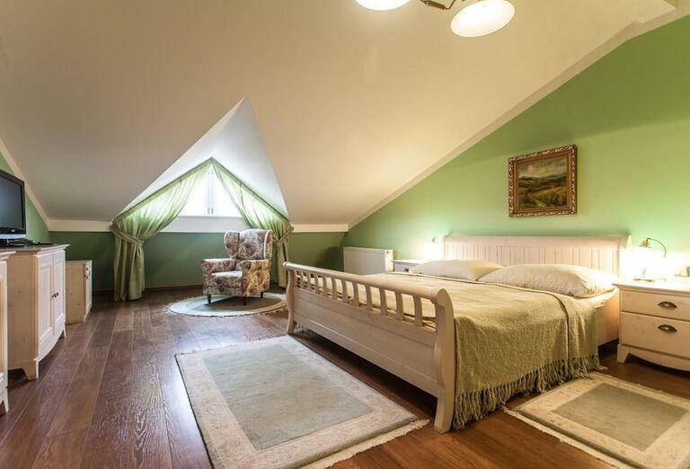 Komfortná izba v hoteli Carpe Diem