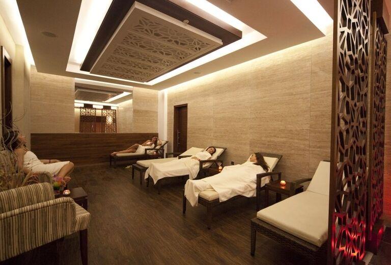 Oddychová miestnosť v hoteli Side Star Resort