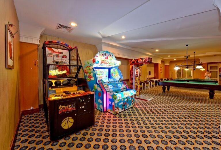 Herňa v hoteli Side Star Resort