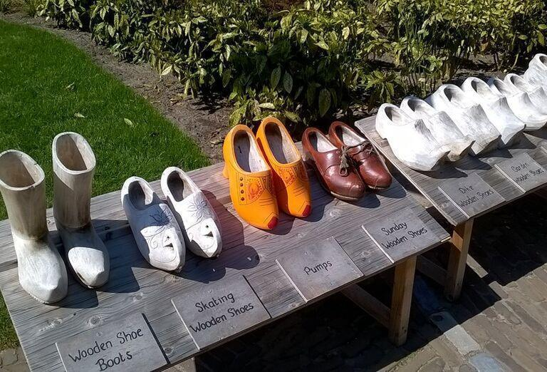 Dekorácie - topánky